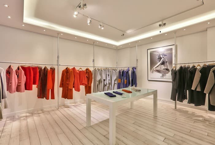 Showroom available for #Parisfashionweek